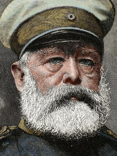 German Statesman. Proclamed Chancellor of the Empire in 1871-Prisma Archivo-Photographic Print