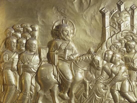 Germany, Aachen, Palatine Chapel, Pala D'Oro Altar in Aachen Cathedral--Giclee Print