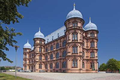 Germany, Baden-WŸrttemberg, Karlsruhe, Castle Gottesaue-Chris Seba-Photographic Print