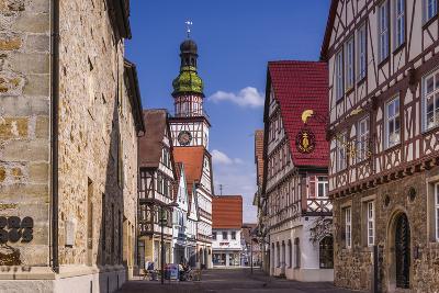 Germany, Baden-Wurttemberg, Kirchheim Unter Teck-Udo Siebig-Photographic Print