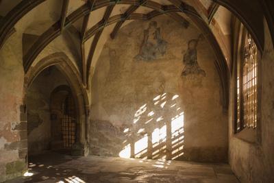 Germany, Baden-Wurttemberg, Maulbronn, Kloster Maulbronn Abbey-Walter Bibikow-Photographic Print