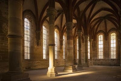 Germany, Baden-Wurttemburg, Maulbronn, Kloster Maulbronn Abbey, Cloister-Walter Bibikow-Photographic Print