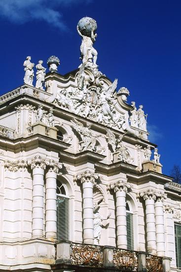 Germany, Bavaria, Linderhof Palace--Giclee Print