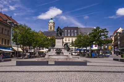 Germany, Bavaria, Lower Franconia, Mainfranken, Schweinfurt-Udo Siebig-Photographic Print