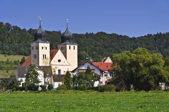 Germany, Bavaria, Upper Bavaria, AltmŸhltal (Valley), Kottingwšrth-Udo Siebig-Photographic Print