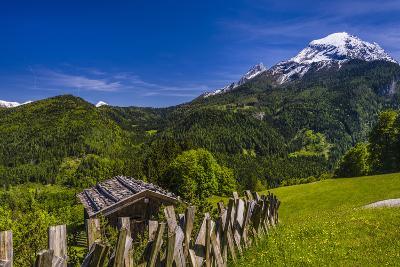 Germany, Bavaria, Upper Bavaria, Berchtesgadener Land (District), Ramsau Near Berchtesgaden-Udo Siebig-Photographic Print