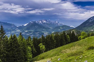 Germany, Bavaria, Upper Bavaria, Berchtesgadener Land (District), Sch?nau at K?nigssee-Udo Siebig-Photographic Print