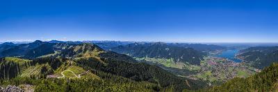 Germany, Bavaria, Upper Bavaria, Mangfallgebirge, Tegernsee Valley-Udo Siebig-Photographic Print
