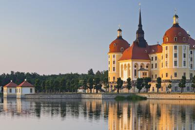 Germany, Dresden, Castle Moritz-Rainer Mirau-Photographic Print