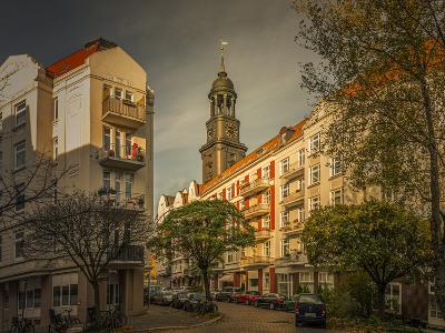 Germany, Hamburg, Neustadt, Church, St. Michaelis, Michel-Ingo Boelter-Photographic Print