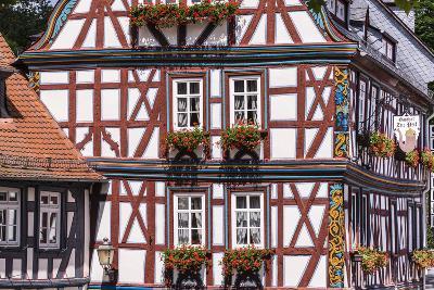 Germany, Hessen, Taunus (Region), German Framework Road, Idstein-Udo Siebig-Photographic Print