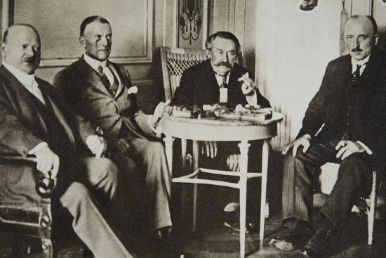 Germany joins the League of Nations, Geneva, Switzerland, September 1926-Unknown-Photographic Print