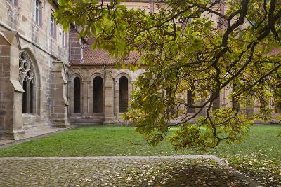 Germany, Maulbronn, Kloster Maulbronn Abbey, Cloister-Walter Bibikow-Photographic Print