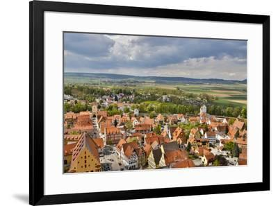 Germany, Nordlingen, View of Nordlingen-Hollice Looney-Framed Premium Photographic Print