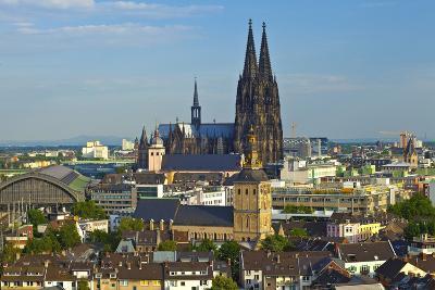 Germany, North Rhine-Westphalia, Cathedral-Chris Seba-Photographic Print