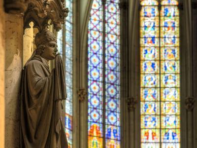 Germany, North Rhine Westphalia, Cologne (Koln), Cathedral Interior-Michele Falzone-Photographic Print