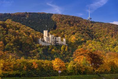 Germany, Rhineland-Palatinate, Upper Middle Rhine Valley, Koblenz, District Stolzenfels-Udo Siebig-Photographic Print