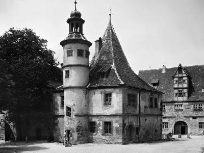 Germany: Rothenburg--Giclee Print