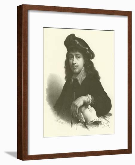 Gerrit Dou, Dutch Artist-Gerrit or Gerard Dou-Framed Giclee Print