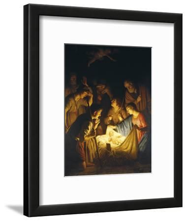 Adoration of the Shepherds (Adoration of the Shepherds)
