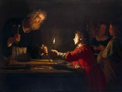 Childhood of Christ, C1620