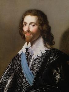 Portrait of George Villiers, 1st Duke of Buckingham (1592-1628) by Gerrit van Honthorst