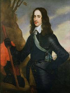 Portrait of Willem II, Prince of Orange by Gerrit van Honthorst