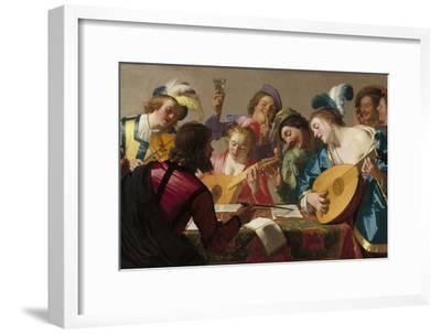 The Concert, 1623