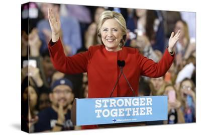 Election 2016 Clinton by Gerry Broome