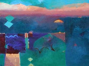 Meknes Green by Gerry Dudgeon