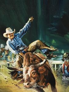 Cowboy by Gerry Wood