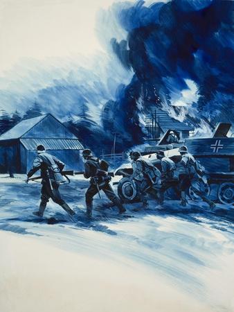 Operation Barbarossa of 1941
