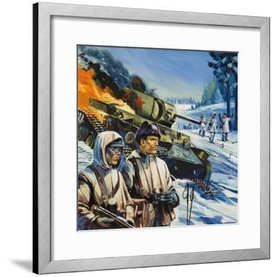 Skirmishes in the Snow