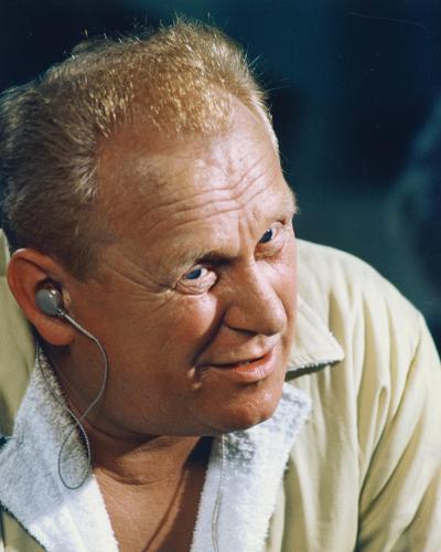 Gert Fröbe, Goldfinger (1964)--Photo