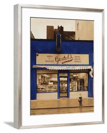 Gertel's, 1996-Max Ferguson-Framed Giclee Print