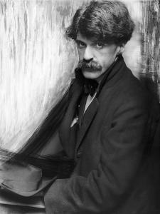 Alfred Stieglitz (1864-1946) by Gertrude Kasebier
