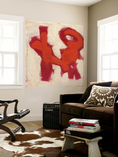 Gestural IX-June Erica Vess-Wall Mural