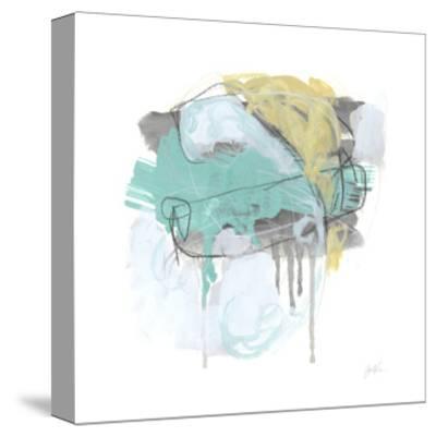 Gestural Logic IV-June Vess-Stretched Canvas Print