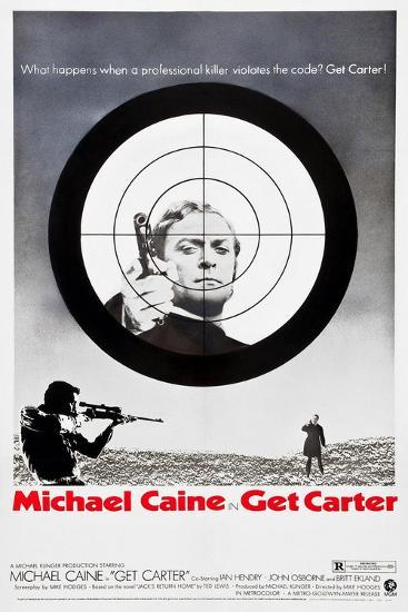 Get Carter, 1971--Giclee Print