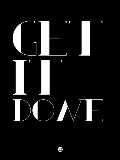 Get it Done-NaxArt-Art Print