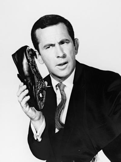 Get Smart-TV, 1965--Photographic Print