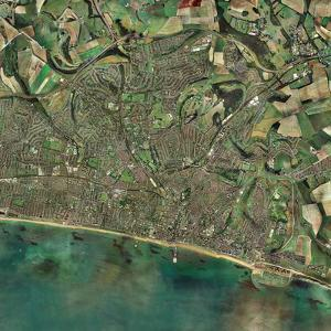 Brighton, UK by Getmapping Plc