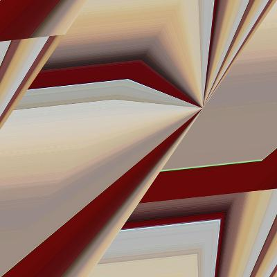 Getting To The Point II-Ruth Palmer-Art Print