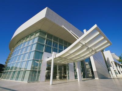 Getty Center, Los Angeles, California, USA--Photographic Print