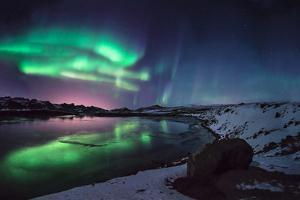 Northern Lights by Getty_Photo