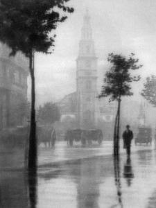St Clement Danes Church, Strand, London, 1924-1926 by GF Prior