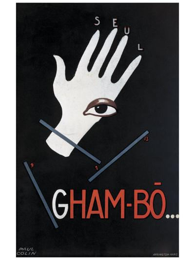 Gham Bo-Paul Colin-Giclee Print