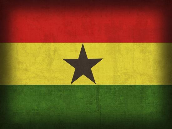 Ghana-David Bowman-Giclee Print