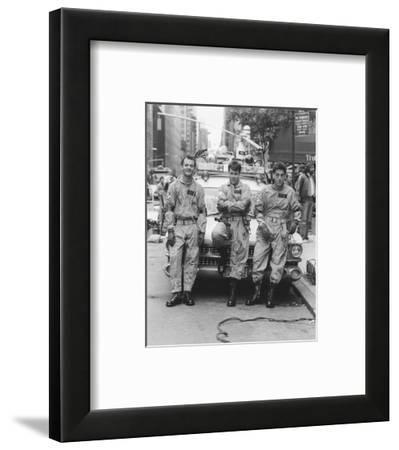 Ghost Busters--Framed Photo