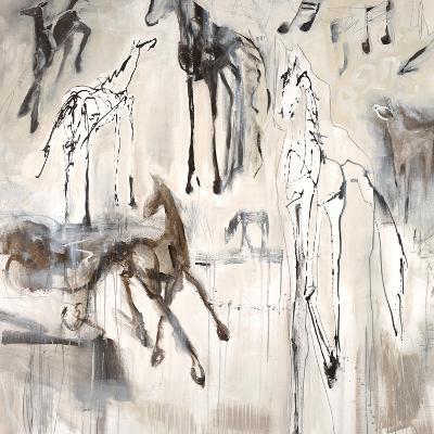 Ghost Horse Sonata-Jodi Maas-Giclee Print